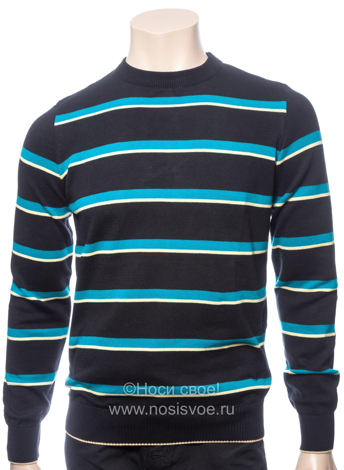 Пуловер Мужской Черный С Доставкой