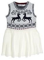 9011 Платье детское (бело-синий)